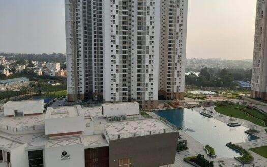 4 Bedrooms Apartment in Prestige Falcon City