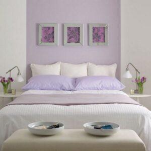 lavender off white colour