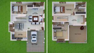 Duplex-Houses-plans